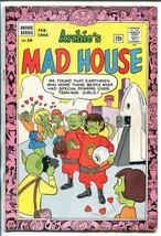 Archie's Mad House #38 1965-CAPTAIN SPROCKET-ALIENS-ROCKET-DR NEUTRON-good/vg - $37.83