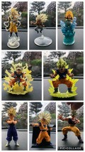 Dragon Ball Pvc Figure Set Of 30 - $110.03