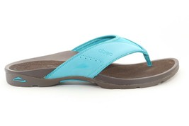 Abeo Balboa Slides Sandals  Peacock Size US 11  Post Footbed (  ) - $93.15