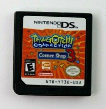 DS Tamagotchi Connection: Corner Shop 3 (Nintendo DS, 2008) Cart Only Te... - $15.95