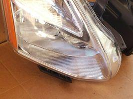 08-10 Nissan Rogue HID Xenon Headlights Set L&R - POLISHED image 8