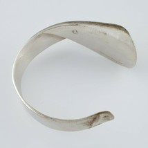 Bernhard Hertz Sterling Silver Cuff Bracelet Gorgeous Piece - $118.26