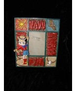 Betty Boop Cowgirl Photo Frame Vandor - $26.99