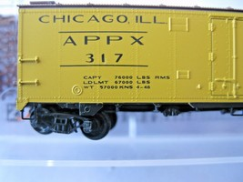 Micro-Trains Stock #05900556 Agar Packing Co 40' Steel Ice Reefer N-Scale image 2