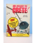 Air Assault on Crete & Invasion Malta - Avalon ... - $32.38