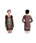 Slipknot Long Slevee Night Dress - $22.99+