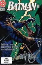 Batman Comic Book #464 Dc Comics 1991 Very FINE- Unread - $2.75