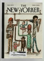 The New Yorker - March 17, 2014  T. Coradhessan Boyle, Heavy Weather, Th... - $1.26