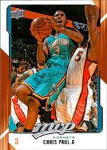 CHRIS PAUL 2008-09 UPPER DECK MVP # 100 - $0.98
