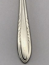 1 Viceroy FLAME Silver Plate Individual Butter 1938 (#17-1840) - $4.98