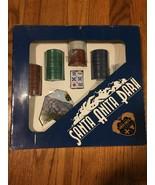2004 da Collezione Babbo Natale Anita Park Poker Set di 2 Carta Ponti / ... - $49.71