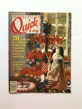 Cross Stitch: Quick & Easy Cross Stitch Magazine June July 1991 - $2.96