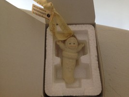 Department 56 Snowbabies BABY IN MY STOCKING 20... - $1.97