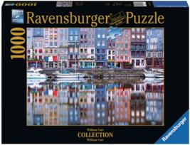 Ravensburger Honefleur Reflection 1000 Piece Puzzle - $32.00