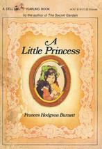 A Little Princess by Frances Hodgson Burnett (1975, Yearling Book, Paper... - $4.00