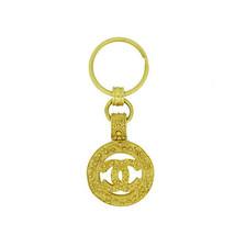 Chanel Keychain Kokomaku vintage key chain plating - $182.81