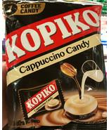 Kopiko Cappuccino Coffee Hard Tasty Candy Strong Rich Aromatic Creamy Bi... - $17.63