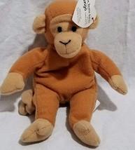 d442b5e9919 TY McDonald  39 s Teenie Beanie Baby Bongo the Monkey 1998 -  10.92