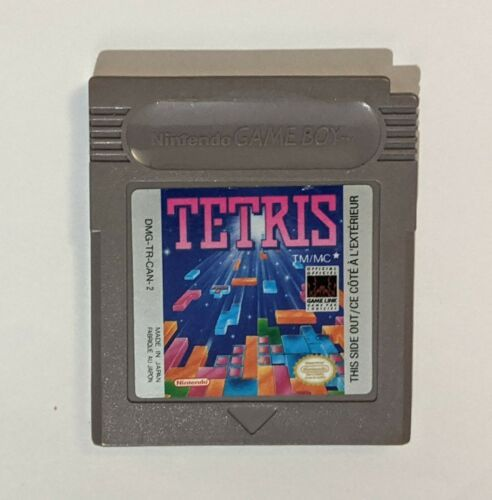 Primary image for Nintendo GAME BOY TETRIS - GBA loc#Z1