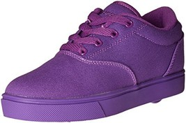 Heelys Kids' Launch Sneaker (6 Big Kid Little Kid (4-8 Years) Purple Solid) - $29.61