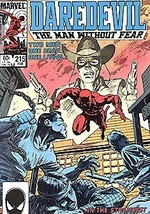 DAREDEVIL #215, February 1985 (Volume 1) [Comic] [Jan 01, 1964] Marvel - $2.12
