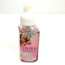 bath and body works frosted cranberry gentle foaming hand soap 8.75 Fl Oz - $14.84
