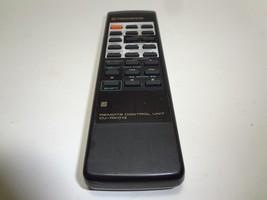 PIONEER CU-RX013 AUDIO SYSTEM REMOTE CONTROL X4800, X4800Q, X480Q, X4812MCD - $17.78