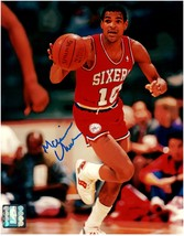 Maurice Cheeks Philadelphia 76ers Autographed 8x10 Basketball Photo - $24.95