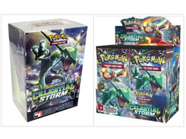 Sun & Moon Celestial Storm Booster Box + Prerelease Kit Pokemon Trading Cards - $129.99