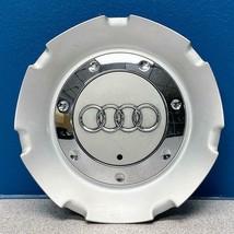 ONE 2007-2008 Audi S4 # 58810 18x8 14 Spoke Wheel Center Cap # 8E0601165NSRA - $35.00