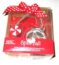 PEPPERMINT SPICE BALL - $1.98