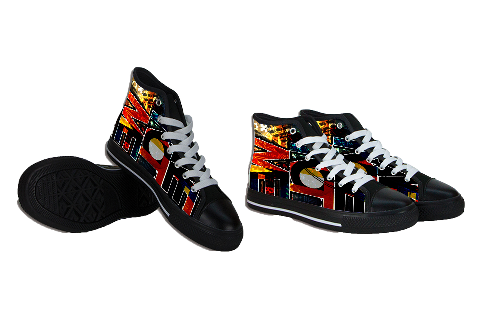 Primary image for Retro Collection #5 Top Shoes Canvas