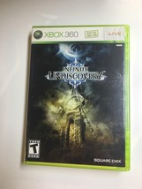 Infinite Undiscovery Microsoft XBOX 360 2008 NEW FACTORY SEALED - $17.33