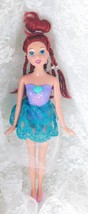 "2009 Mattel Disney Little Mermaid Ariel 11"" Ballerina doll - On Point Rigid Legs - $8.59"