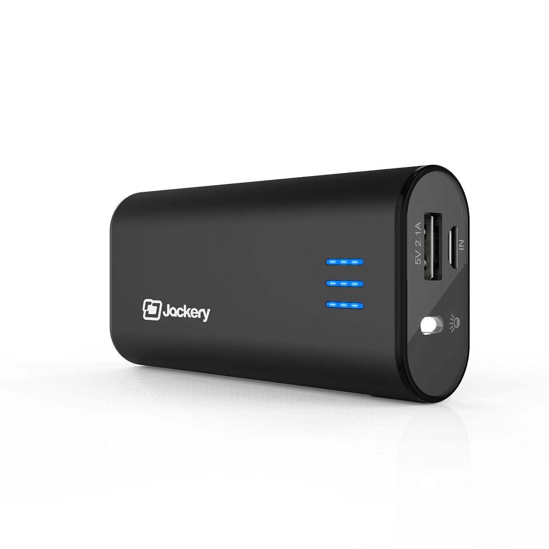 Universal USB External Battery Charger Travel Backup Portable Power Bank 6000mAh