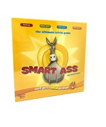 SMART ASS University Games The Ultimate Trivia Board Game 2007 New-SEALED - $24.97