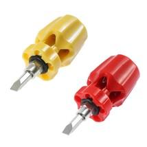 6pcs/set Multi-function Mini Magnetic Screwdriver Kit Electronics Repair... - $4.79