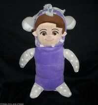 "16"" Disney Monsters Inc Boo Girl Costume Doll Stuffed Animal Plush Toy Just Play - $17.77"