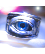 HAUNTED RING ILLUMINATI 700X ORACLE CONTACT SPIRITS MAGICK OFFER ONLY 7... - $90,007.77