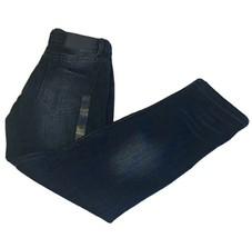 Girls Size 10 Tommy Hilfiger Revolution Slim Denim Blue Jeans Straight Leg New - $22.00