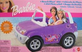 Barbie Beach Blast 4 x 4 Vehicle w Stylish Sporty Design! (2002) - $45.99
