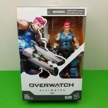 New: Hasbro Overwatch Ultimates Series - ZARYA - Collectible Action Figure - $14.01