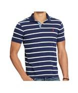 New Polo Ralph Lauren Men Striped Interlock Polo Shirt Variety Color & S... - $46.74