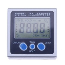 Digital Protractor Inclinometer Level Box Angle Meter Angle Gauge - $34.20