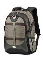 RUIGOR ACTIVE 00 Laptop Backpack Olive green - $59.90