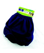 Top Paw Dog Washable Male Wrap Cover Up Diaper Belly Band Large Navy Blue - $10.99