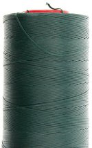 1.0mm Green Ritza 25 Tiger Wax Thread For Hand Sewing. 25 - 125m length (25m) - $4.89