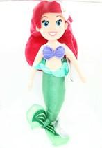 "Disney Ariel Plush Doll 18"" The Little Mermaid High Quality Brand New Co... - $23.74"