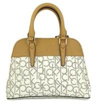 New Calvin Klein CK Women's Purse Handbag Satchel Shoulder Tote Bag MSRP: $158 image 2