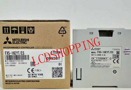 New In Box Mitsubishi PLC FX5-16EYT/ES Programmable Logic Controller - $118.75